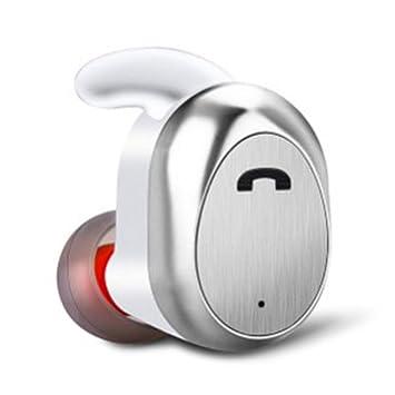 Biback Auriculares Bluetooth Intrauditivos In-Ear Mini Auriculares Inalámbricos Bluetooth: Amazon.es: Electrónica