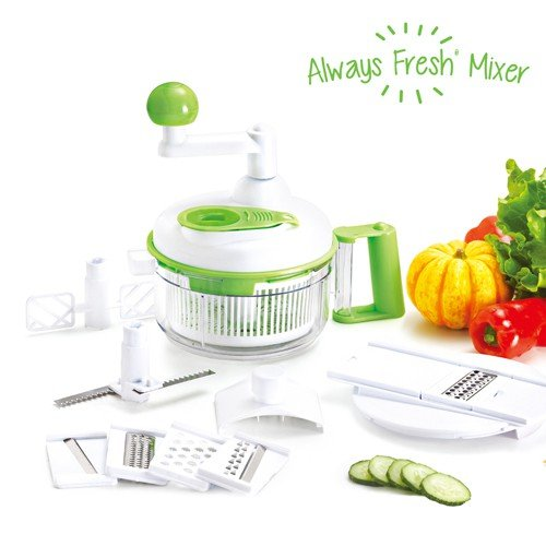 Always Fresh Mixer All in One Salad Maker KitchenCenter IG104551