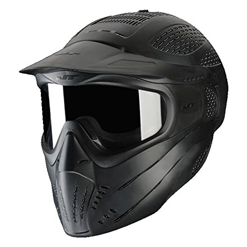 JT Premise Headshield Single Pane Goggle Black