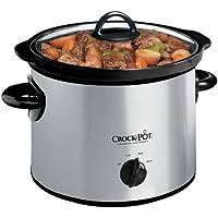 Crock-Pot 3-Qt. Round Manual Slow Cooker