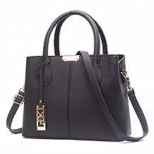 Bolsa bolsa bolso de solo hombro con gran capacidad
