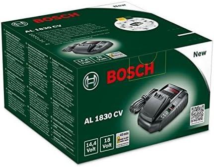 14,4 // 18 V Bosch AL 1830 CV Schnelladeger/ät 1600A005B3 3 Ah