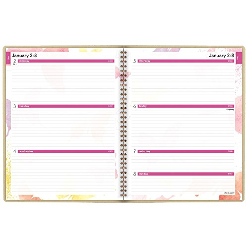 at a glance weekly monthly planner appointment book 2017