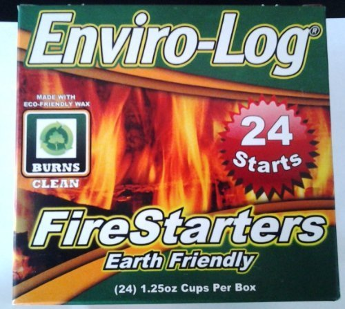 ENVIRO-LOG FIRESTARTERS 24PC