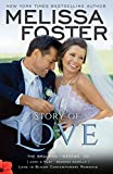 img - for Story of Love (Josh & Riley, Wedding Novella): Love in Bloom: The Bradens book / textbook / text book