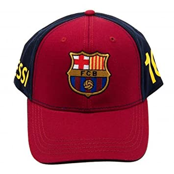 FCB Gorra de FC Barcelona Lionel Messi Gorra de béisbol – Oficial ...
