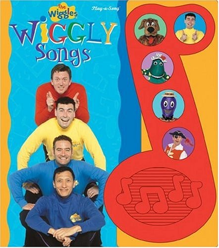 Download The Wiggles Wiggly Songs (Wiggles) ebook