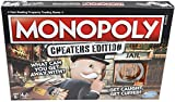 Monopoly Game: Cheaters Edition Board Game Ages 8...
