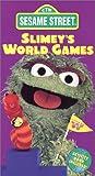 Sesame Street - Slimeys World Games [VHS]