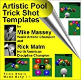 Artistic Pool Trick Shot Templates