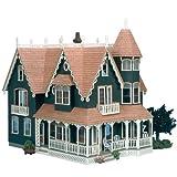 Greenleaf Garfield Dollhouse Kit - 1 Inch Scale
