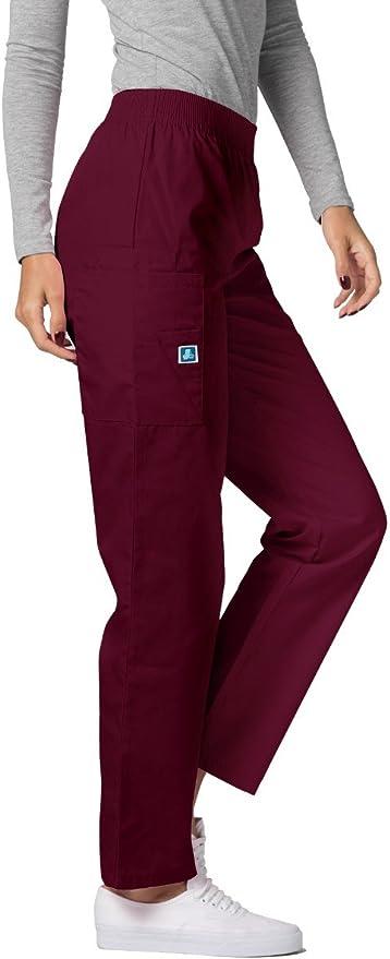 Pantalones Lavender Adar Uniformes Medicos Para Mujer 506 S Pantalon Medico Cargo Ropa Fit Fox De