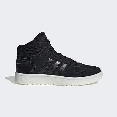 zapatos adidas negro con blanco xl mujer
