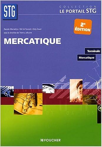 Livre Mercatique Tle STG pdf ebook