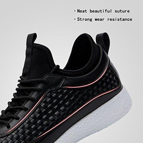 Scarpe Da Ginnastica Da Uomo Casual Da Corsa Leggere Sneakers Sportive Leggere E Traspiranti Suola Morbida Allenamento Da Palestra Scarpe Da Passeggio Nere