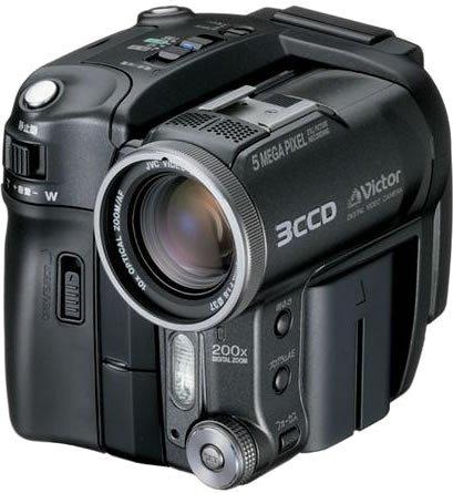 JVCケンウッド ビクター 133万画素×3CCD搭載液晶付デジタルビデオカメラ GR-X5   B0009N6KRU