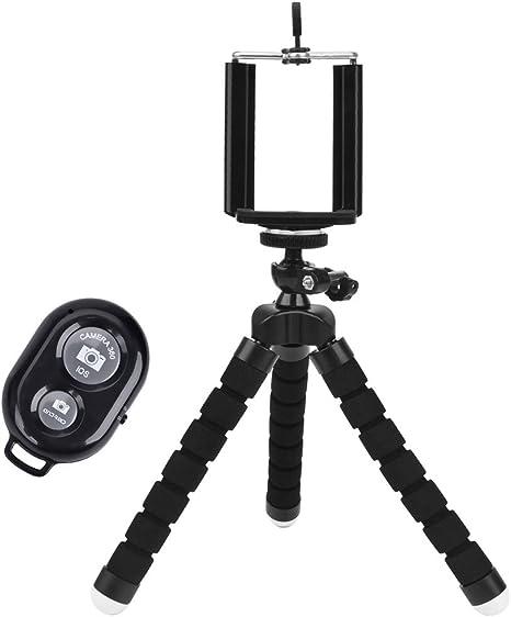 lsoug Universal compacto trípode – Incluye mando a distancia ...