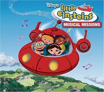 Musical Missions Disneys Little Einsteins Amazonde Musik