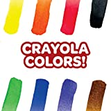 Crayola Watercolor Mixing Set with Taklon Paint