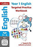 Collins KS1 Revision and Practice - New Curriculum – Year 1 English Targeted Practice Workbook