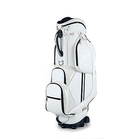 Bolsas De Golf con Soportes Bolsa De Viaje De Golf Ligera Y ...