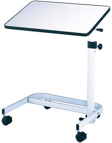 ... para silla de ruedas · NRS Healthcare - Mesa camilla multi posición ajustable, color blanco
