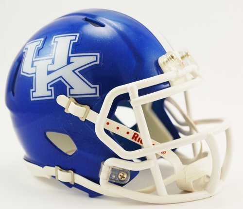 NCAA Kentucky Wildcats Speed Mini Helmet -