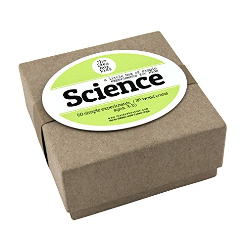 Science Box (The Idea Box Kids Science Activities for Kids: Simple Science Experiments for Kids)