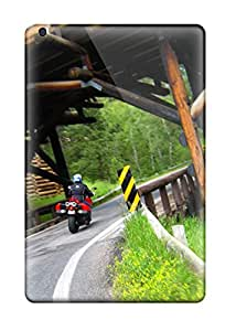 Ducati Multistrada Pigtail Bridge Case Compatible With Ipad Mini 2/ Hot Protection Case
