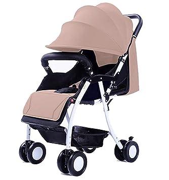 Baby Stroller Carrito de bebé portátil Ultraligero Puede ...