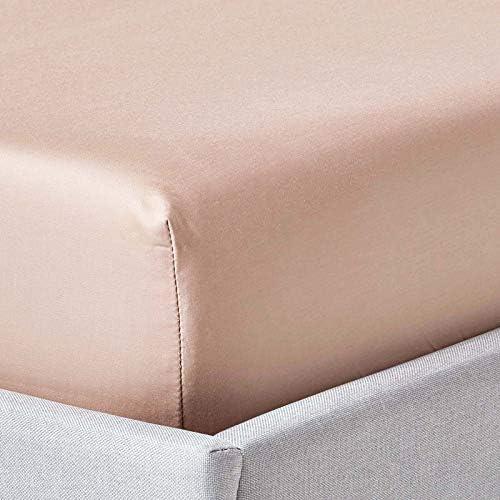 HOMESCAPES Sábana Bajera Ajustable 100% algodón Egipcio 1000 Hilos ...
