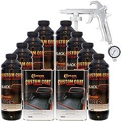 Custom Coat BLACK 8 Liter