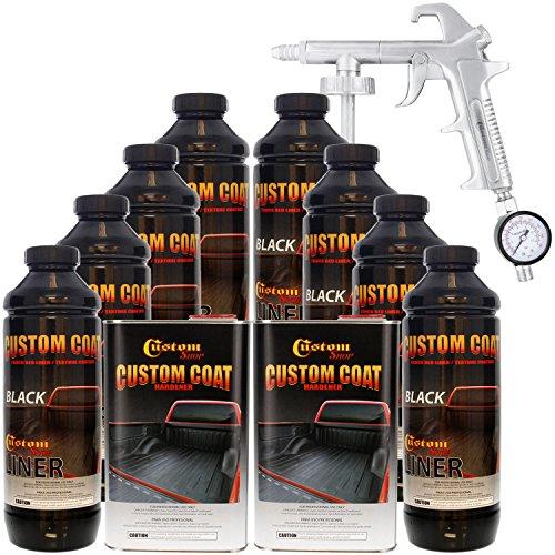 Custom BLACK Urethane Spray Regulator product image