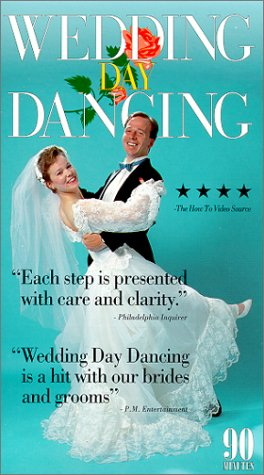 Wedding Day Dancing [VHS]