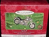 QXI6774 Hallmark Fat Boy Harley Davidson Motorcycle