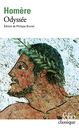Odyssee (Folio (Gallimard)) (English and French Edition)