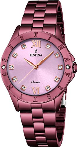 Festina Boyfriend F16928/A Wristwatch for women Classic & Simple