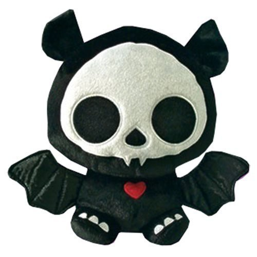 Skelanimals Diego (Bat) Deluxe 6-Inch (Skelanimals Diego)