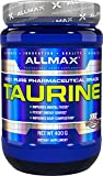 ALLMAX Nutrition 100 Pure Taurine Maximum Strength Absorption 3000 mg 14 1 oz 400 g For Sale