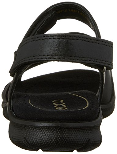 ECCO Women's Babett 3 Strap Dress Sandal,Black,41 EU/10-10.5 M US Photo #8