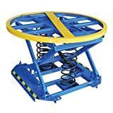 Kleton Spring-Operated Pallet Lifter