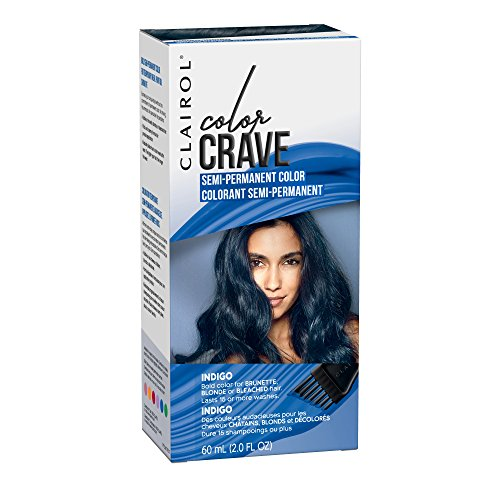 Clairol Color Crave Semi-permanent Hair Color, Indigo