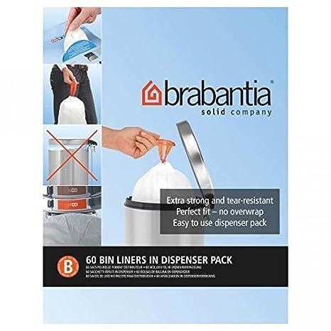 Unbekannt Brabantia - Bolsas de Basura (Código B 5 l ...