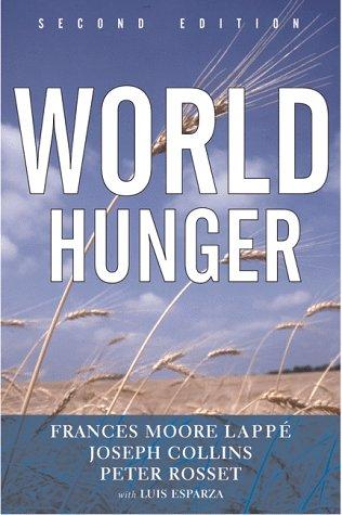 World Hunger:Twelve Myths