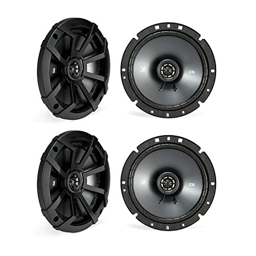Watt 2 Way Speaker (Kicker CS Series 6.75 Inch Coaxial EVC 2 Way 600 Watt Speakers 43CSC674 (2 Pair))