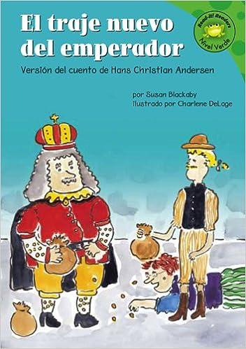 Amazon.com: El traje nuevo del emperador: Versión del cuento ...