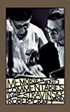 Memories and Commentaries, Robert Craft, 0571211631