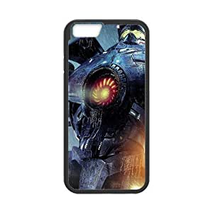 [Accessory] iPhone 6 Case, to [Pacific Rim] iPhone 6 (4.7) Case Custom Durable Case Cover for iPhone6 TPU case(Laser Technology) protecting It