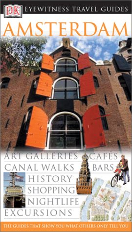 Amsterdam (Eyewitness Travel Guides)