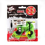 Grip & Tricks - Toys - Finger SCOOTER - Pack1 - Dimensions: 22 X 13,5 X 2 cm